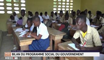 Côte d'Ivoire: bilan du programme social du gouvernement
