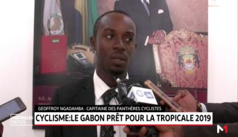 Cyclisme: le Gabon prêt pour la tropicale 2019