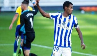 Championnat d'Espagne : Victorieuse de Cadix, la Real Sociedad reprend la tête du classement