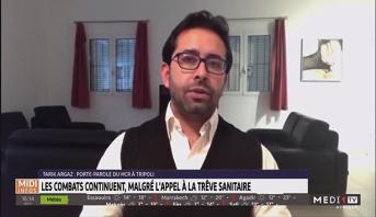 Libye: les combats continuent, malgré l'appel à la trêve sanitaire