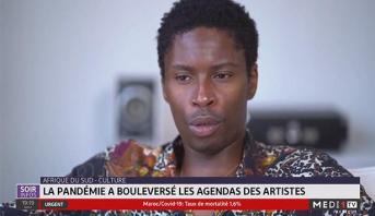 Afrique du Sud-Culture: la pandémie a bouleversé les agendas des artistes