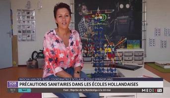Déconfinement: précautions sanitaires dans les écoles hollandaises