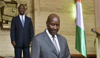 Démission du vice-président ivoirien Daniel Kablan Duncan