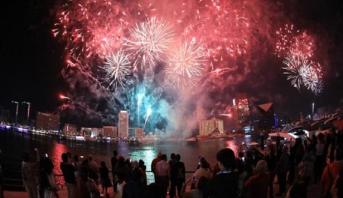 الدنمارك .. 228 مصابا جراء الألعاب النارية بمناسبة العام الجديد