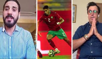جدل في #ميادين بين بلمقدم والطاير حول طريقة لعب المنتخب الوطني