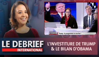 Le debrief > L'investiture de Trump & le bilan d'Obama