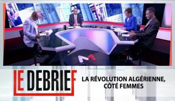 Le debrief > La révolution Algérienne, Côté Femmes