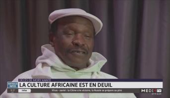 Décès de Mory Kanté: la culture africaine est en deuil