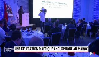 Une délégation d'Afrique anglophone au Maroc