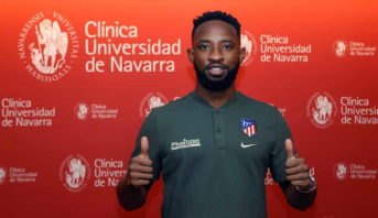 Foot/Transferts: Moussa Dembélé (OL) prêté à l'Atletico Madrid