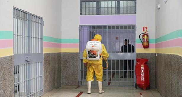 كوفيد-19 :انحصار الإصابة في صفوف السجناء في حالتين والموظفين في 9