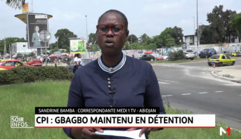 CPI: Gbagbo maintenu en détention