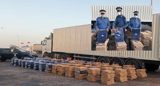Trafic de drogue: gros coup de filet des services de douane en une semaine