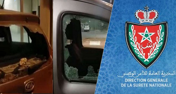 بلاغ مديرية الأمن حول أحداث شغب أعقبت مباراة أولمبيك آسفي والاتحاد