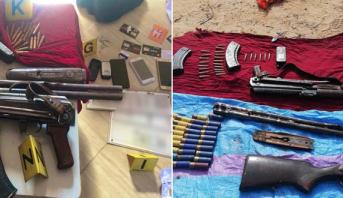 طانطان.. توقيف ستة أشخاص للاشتباه في ارتباطهم بشبكة إجرامية للاتجار الدولي في المخدرات ومحاولة القتل العمد