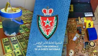 مراكش.. توقيف مواطنتين من إحدى دول إفريقيا جنوب الصحراء للاشتباه في تورطهما في حيازة أوراق مالية مزورة