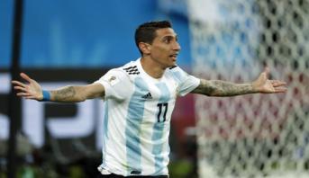 Argentine: blessé, Di Maria déclare forfait pour les amicaux