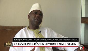 Témoignage d'El Hadji Alioune Diouf, ancien directeur du commerce intérieur du Sénégal