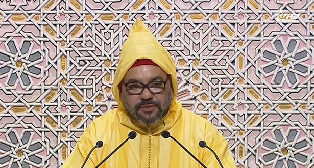 Le Roi Mohammed VI appelle la classe politique à s'engager dans une nouvelle étape loin des calculs politiciens (universitaire)