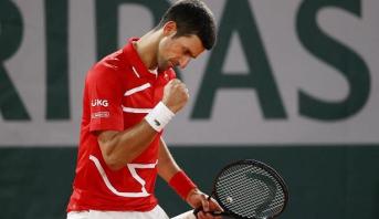 Classement ATP: Djokovic toujours en tête du classement