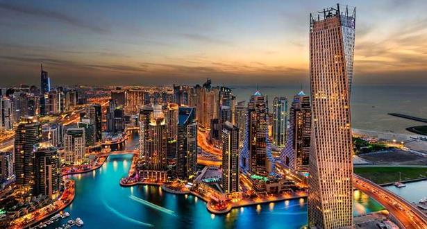 دبي الثانية عالميا في مجال مشاريع الضيافة
