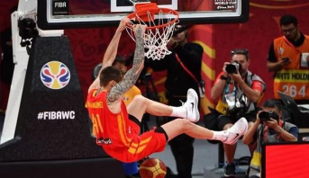 مونديال السلة .. إسبانيا تتوج باللقب على حساب الأرجنتين