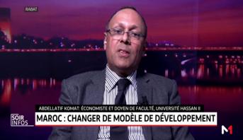Casablanca: symposium international sur le modèle économique marocain