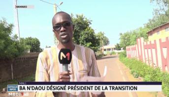 Mali: Bah N'daw désigné président de la transition