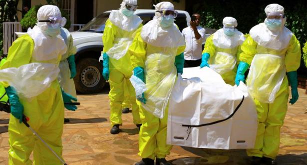 Ebola: Plus de 1600 décès en RDC depuis août 2018