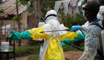 إصابة جديدة بإيبولا في الكونغو الديموقراطية قبل 3 أيام على إعلان اجتثاث الوباء رسمياً