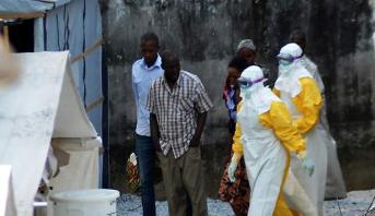 غينيا تعلن عن اكتشاف حالتي إصابة بالإيبولا
