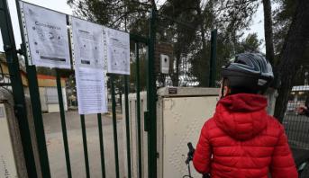 Covid-19/France: 89 écoles fermées, 5.056 élèves testés positifs en une semaine