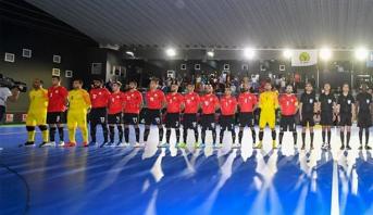 كأس أمم إفريقيا للفوتسال.. المنتخب المصري يتأهل للنهائي