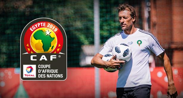 CAN 2019: Hervé Renard ambitionne de signer un exploit personnel