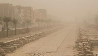 مصرع 20 شخصا جراء سوء الأحوال الجوية بمصر