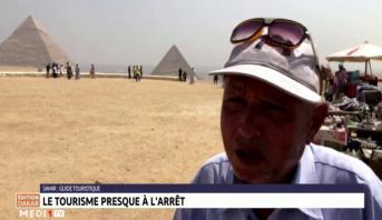Égypte: le tourisme presque à l'arrêt