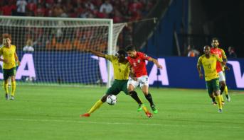 """منتخب """"البافانا بافانا"""" يفاجئ مصر ويخرجها من ثمن النهائي"""