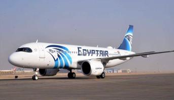 (مصر للطيران) تخفض أجور كبار موظفيها بنسبة 10 في المئة