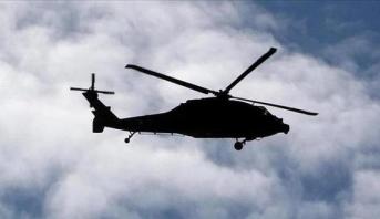 مصر .. إنقاذ طاقم وركاب مروحية سقطت في مياه البحر المتوسط
