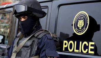 """مقتل 6 من """"العناصر الإرهابية"""" في تبادل لإطلاق النار مع الشرطة المصرية"""