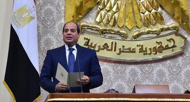 عرض التعديلات الدستورية في مصر على استفتاء شعبي ما بين 19 و 22 أبريل الجاري