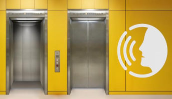 بسبب فيروس كورونا .. الصين تبتكر مصعدا يعمل بالصوت