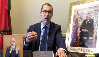 العثماني: إعادة تنشيط الحركة الاقتصادية واستمرار اليقظة الصحية رهان المغرب لتجاوز تداعيات  كورونا