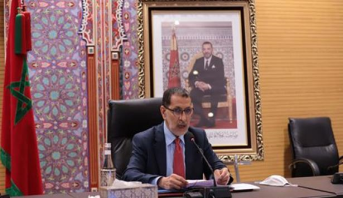 El Otmani: le discours du Trône, une vision stratégique pour la gestion de la situation au Maroc