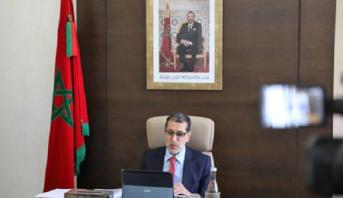 El Otmani dément  les informations prétendant la tenue d'un Conseil de gouvernement pour l'adoption d'un reconfinement au niveau national