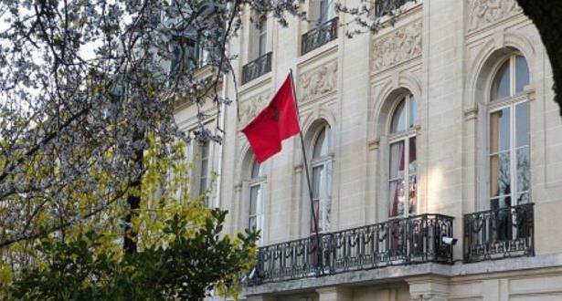 مدي 1 تي في - الأخبار : سفارة المغرب في إسبانيا توجه نداء إلى المغاربة  المتواجدين بالبلاد من أجل المزيد من التضامن والتلاحم