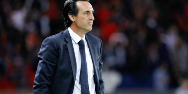 باريس سان جيرمان ينوي إقالة إيمري بسبب دوري الأبطال