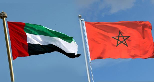 """الإمارات تجدد تأكيد موقفها """"الثابت والداعم للوحدة الترابية للمغرب"""""""