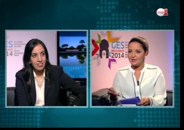 برنامج خاص > Emission spéciale GES Marrakech - interview exclusive avec Mbarka Bouaida