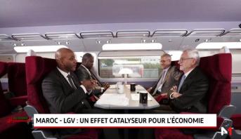 Edition Spéciale > Émission Spéciale sur l'inauguration de la LGV Tanger-Casablanca